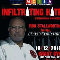 Infiltrating Hate: Ron Stallworth