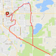 Lunch Ride: East Campus to Davidson Mesa Out and Back
