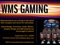 WMS Gaming Presentation!