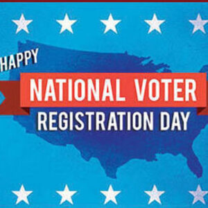 National Voter Registration Day: Colgate Vote Project