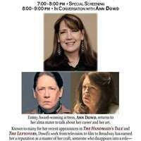 Ann Dowd in Conversation at the DePaul Humanities Center