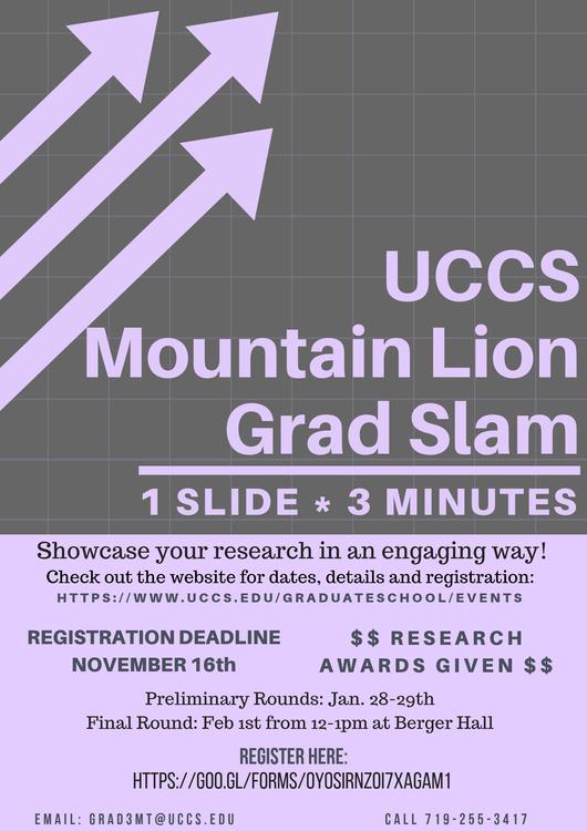 Mountain Lion Grad Slam