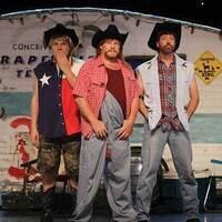 3 Redneck Tenors Christmas SPEC-TAC-YULE-AR