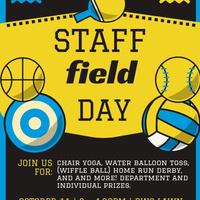 Staff Association Field Day
