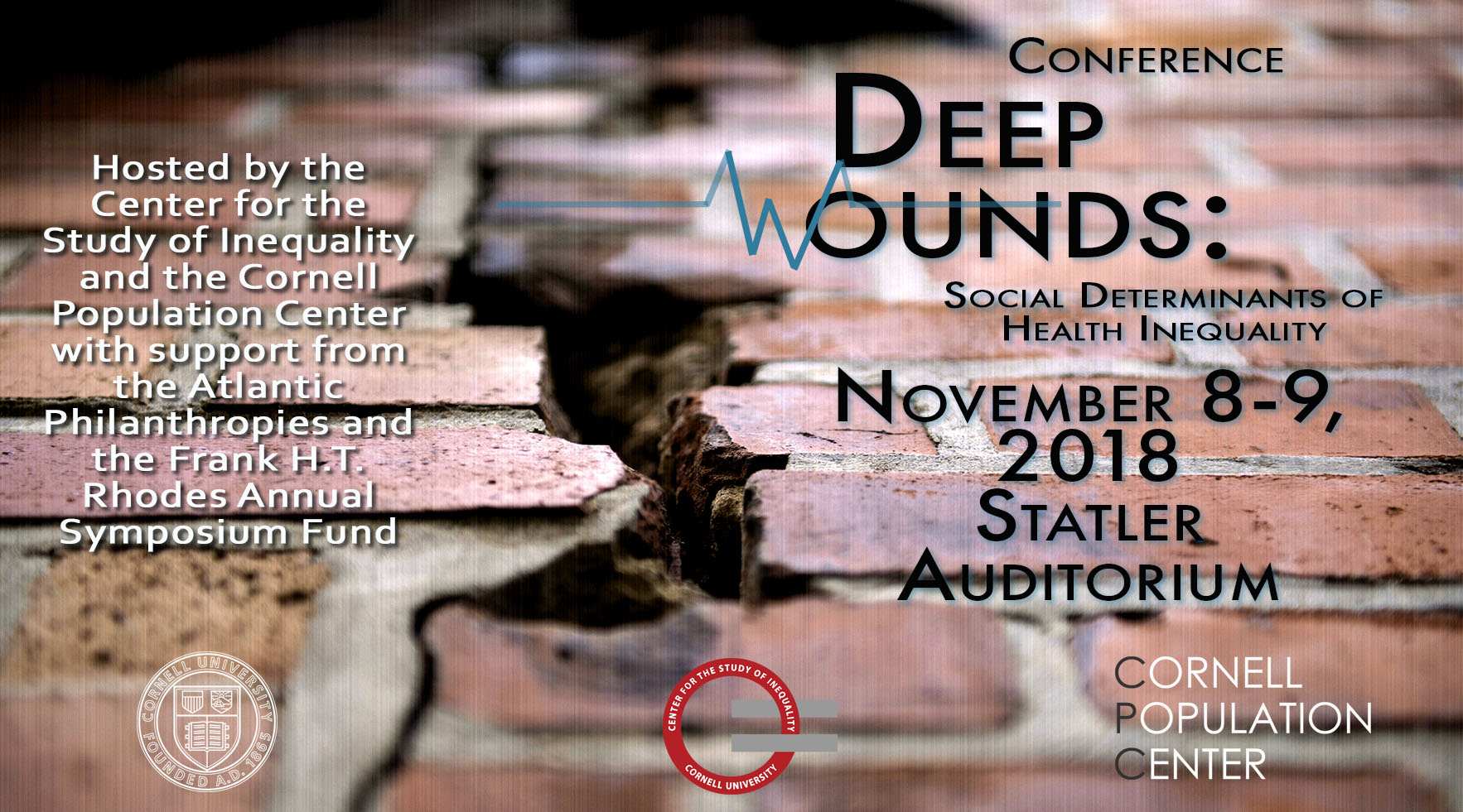Deep Wounds: Social Determinants of Health Inequalities