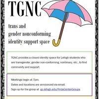 TGNC | Pride Center