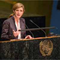 ETHICS: Changing Your Slice of the World, Samantha Power | Interdisciplinary Programs