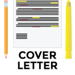 Writing Strong Cover Letters