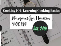 Cooking 101: Learning Cooking Basics