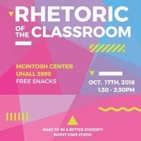 Rhetoric of the Classroom