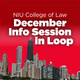 December Chicago Loop Information Reception