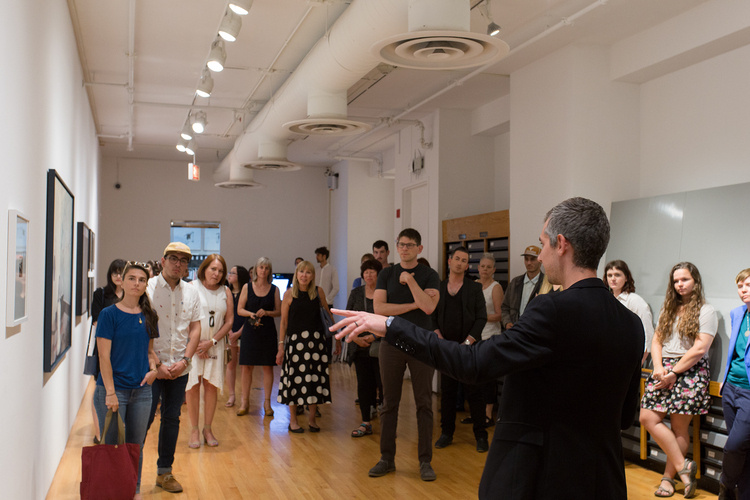 Curatorial Tour and Gallery Talk