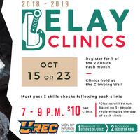 UREC: Belay Clinics