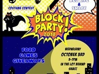 Superhero Block Party
