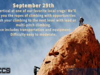 Rock Climbing @ Garden of the Gods