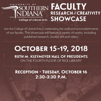 College of Liberal Arts Faculty Research & Creativity Showcase