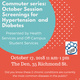 Commuter series: October Session Screenings for Hypertension  and Diabetes