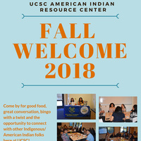 AIRC Fall Welcome