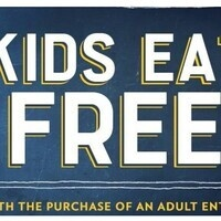 Kids Eat Free from Kids Menu!