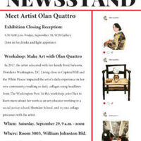 Workshop- Reclaiming the Newsstand: The Media as Medium