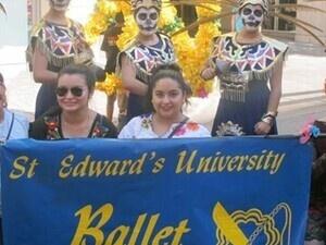Students at a previous Viva La Vida parade