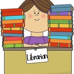 All month, every month--Book-a-Librarian, Coupon Swap & Coloring