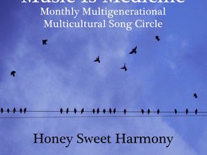 Monthly Song Circle: Music is Medicine