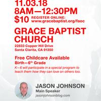 2018 Foster, Adoption & Orphan Summit