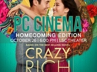 PC Cinema: Crazy Rich Asians