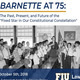 FIU Law Review Symposium - Barnette at 75