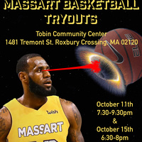 MassArt Basketball Tryouts