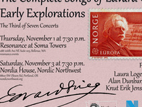 The Complete Songs of Edvard Grieg 3: Early Explorations