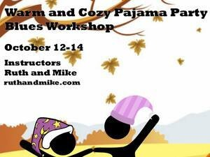 Warm & Cozy Pajama Party Blues Workshop: Class