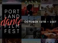 Second Annual Portland Dance Film Fest