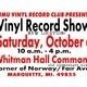 NMU Fall Vinyl Record Show