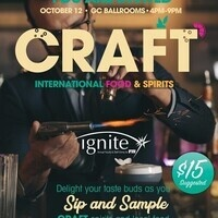 Craft: International Food & Spirits