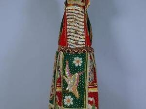 Sunday Object Talk: Egúngún (Masquerade Dance Costume)