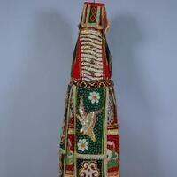 Sunday Object Talk: Egúngún (Masquerade Dance Costume)