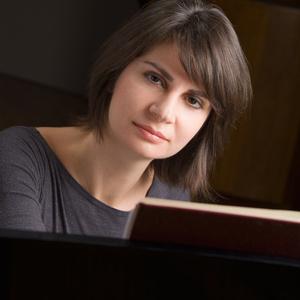Guest Artist: Marina Lomazov, piano