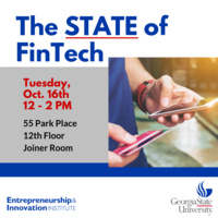 The State of FinTech