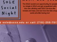 October SOLE Social