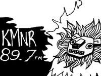 College Radio Day BBQ with KMNR