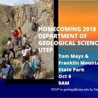 Geological Sciences Fieldtrip