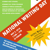 National Writing Day Event