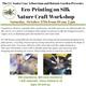 Eco-Printing on Silk Nature Craft Workshop
