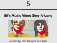 Eighties Music Video Sing-A-Long