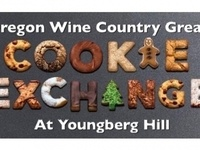 Oregon Wine Country Great Cookie Exchange