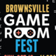 Student Union: Game Room Fest in Brownsville