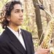 Patron of the Arts: Ashu, saxophone