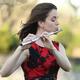 Patron of the Arts: Shauna Thompson, flute